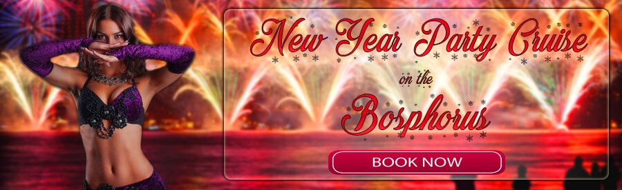 New Year Party Cruise on The Bosphorus