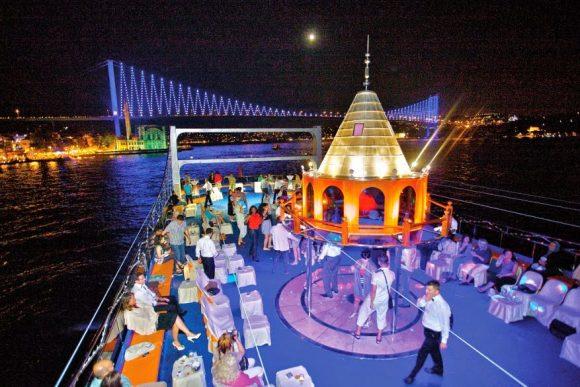 Istanbul Bosphorus Dinner Cruise