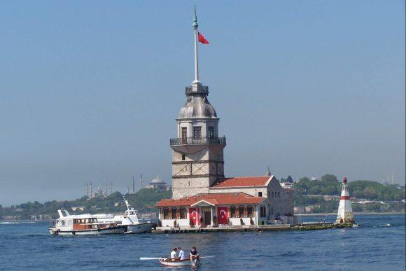 Curise on the Bosphorus