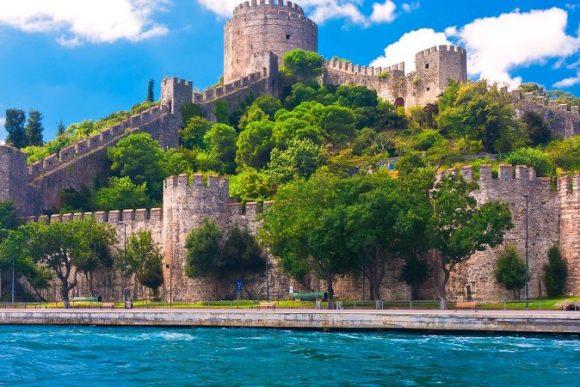 Boat Trip on the Bosphorus