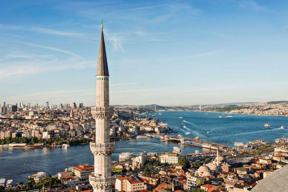 Istanbul Sightseeing Cruise