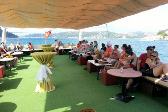 Bosphorus Lunch Cruise Istanbul