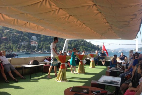 Trip to Bosphorus Istanbul