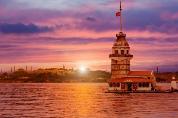 bosphorus maiden tower