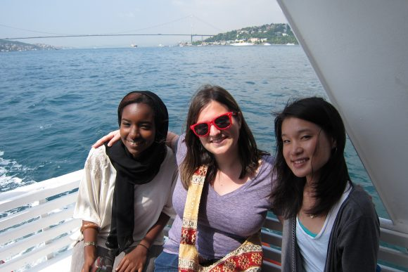 Trip on the Bosphorus Istanbul