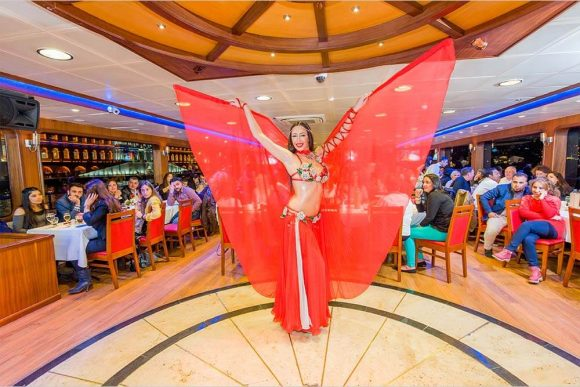 Belly Dancing Show in Istanbul