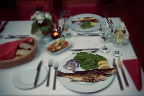 Bosphorus Romantic Dinner