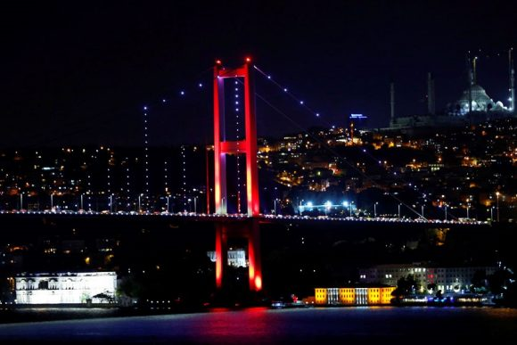 Romantic Night in Istanbul