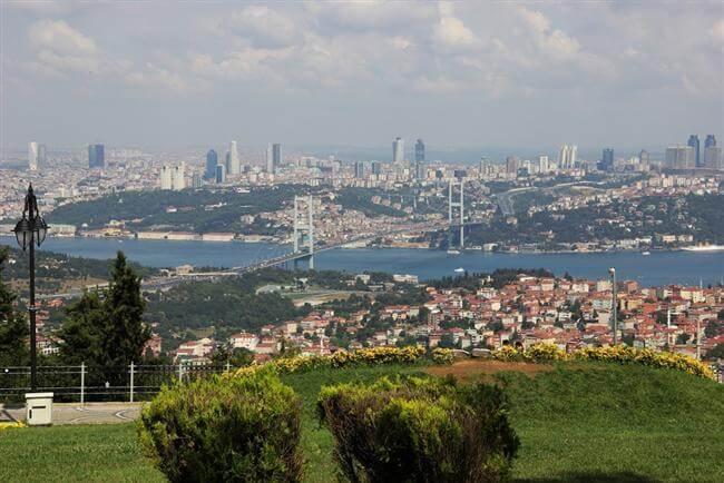 Kadıkoy Bazaar and Çamlıca Hill- Istanbul Dinner Cruises