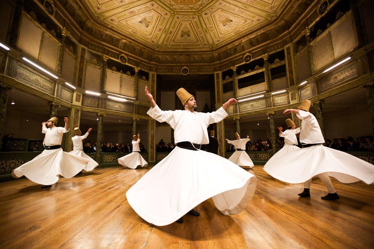GALATA MEVLEVI DERVISH LODGE (MEVLEVIHANE)- Istanbul ...