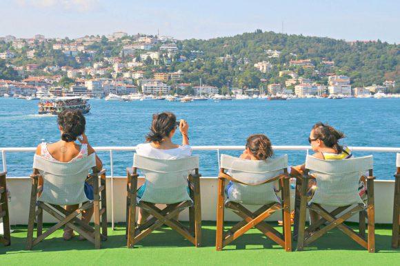 Boat Trips on Bosphorus
