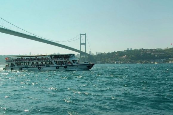 Bosphorus Boat Sightseeing
