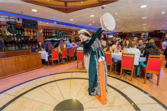 Bosphorus Boat Dinner Cruise